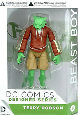 DC COMICS DESIGNER SERIES BEAST BOY by TERRY DODSON ca.16 cm DC COLLECTIBLES