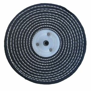"Colour Stitch 3"" - 8"" Metal Polishing Buffing Wheel Mop - Pro-Max"