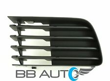 04-09 TOYOTA PRIUS LH DRIVER SIDE FOG LIGHT LAMP HOLE COVER LOWER GRILLE NEW
