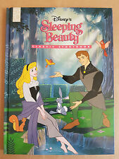 Walt Disney's Classic Storybook Collection Sleeping Beauty Hardcover Book