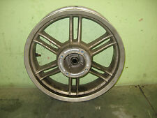 yamaha  x city  125  rear  wheel