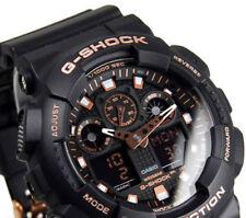 FREE SHIPPING! NEW! Casio GA-100-GBX-1A4 G-Shock Resin 51mm Men's Watch
