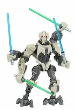 Star Wars Deluxe Hero Mashers General Grievous 4 Light sabers (9)