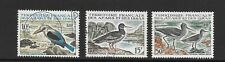 Afars And Issas. Somali Coast. 1967. Birds. 3 Stamps Fine Used,. Cat £40+