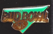 Bud Super Bowl V1 Collectible Pin