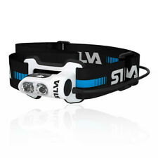 Silva Unisex Trail Runner 4X Headlamp Black Blue Sports Cycling Outdoors Running