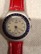 "SWATCH WATCH""RICOCHET"" VERY RARE NEW COLLECTABLE MINT YSS146 GREAT GIFT NIB"