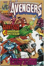 Avengers #400 - VF/NM- Double Sized Anniversary Issue - Onslaught