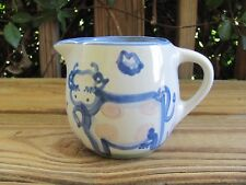 MA Hadley~Creamer~Cow~Hand Painted~Signed