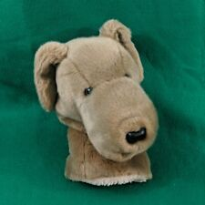 Daphne's Brown Dog Large Golf Club Headcover