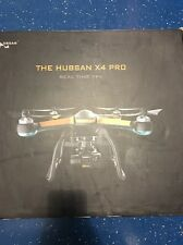 Hubsan H109S Brushless X4 Pro 5.8G FPV High-end Edition Drone 1080P Camera USED