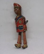 Vintage - Rare - Marx - Walking Porter - Tin Wind-Up Toy - 1935