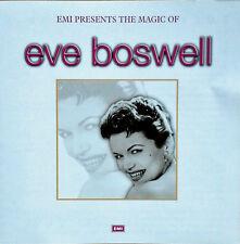 EVE BOSWELL - EMI PRESENTS THE MAGIC OF EVE BOSWELL - 25 TRACKS -1997 CD