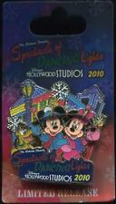 Spectacle of Dancing Lights 2010 Mickey Minnie Pluto LE Disney Pin 80723