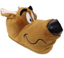 Mens Unisex Adult Scooby Doo Dog Novelty Fun Dog Slippers Funny Gift Idea Comfy