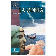 La odisea (Clásicos de la literatura series) (Spanish Edition), Homero, Good Boo