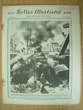 WAR ILLUSTRATED MAG No 108 OCTOBER 10th 1941 GERMAN MACHINE GUNNERS IN RUSSIA
