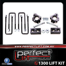 Toyota Hilux Lift Kit 2016 Onwards (4wd) 70mm F and 50 mm R with Diff Drop Kit