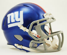NEW YORK GIANTS NFL Riddell SPEED Mini Football Helmet