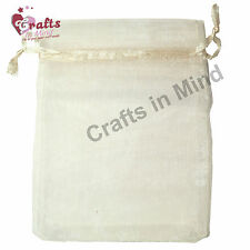 11x16cm ORGANZA Premium Wedding Favour GIFT BAGS | Pouches | Jewellery