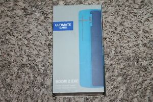 ULTIMATE EARS BOOM PORTABLE BLUETOOTH SPEAKER BLUE BRAND NEW