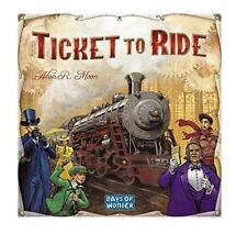 Ticket To Ride Family Board Game - Free Shipping