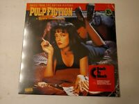 Pulp Fiction (Music From The Motion Picture) Vinyl LP 2008 New Sealed Euro Copy