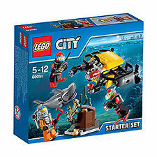 LEGO City Tiefsee Starter-Set (60091)
