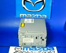 NEW 06 MAZDA 3 MIATA  IN-DASH 6-DISC CD/MP3 CHANGER W/O Bose W/O Driver  STEREO