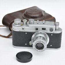 Zorki C & objetivamente Antik Industar 22 3,5/50 analógico cámara Camera made in USSR