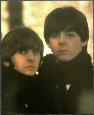 THE BEATLES POSTER PAGE . 1964 BEATLES FOR SALE PAUL MCCARTNEY & RINGO . D25