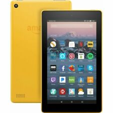 """Amazon - Fire - 7"""" - Tablet - 8GB 7th Generation - Canary Yellow"""