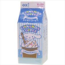 Cinnamoroll Juice Milk Pack-Shaped Eraser Sanrio Stationary Japan