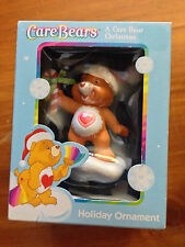 CARE BEAR CHRISTMAS HOLIDAY ORNAMENT TENDER HEART NEW IN BOX