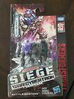 Hasbro Transformers WFC-S30 Siege Battlemasters Caliburst