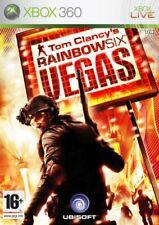 Rainbow Six Vegas (Xbox 360) PAL Disc Mint Xbox One Brand New Case J2L