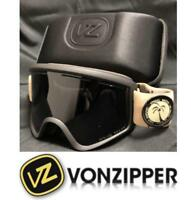 2017 - 2018 VONZIPPER Cleaver Limited Unisex Goggle Japan limited lens Rare