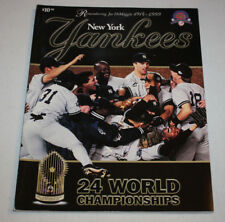 c8a21eae New York Yankees Sports Fan Programs for sale | eBay