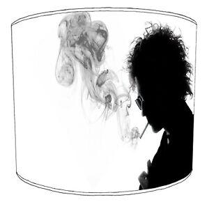 Bob Dylan Designs Lampshades, Ideal Para Combinar Cojín & Fundas