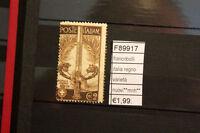 FRANCOBOLLI ITALIA REGNO VARIETA' NUOVI** MNH** (F89917)