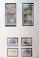 BRAZIL 1985 Birds U/M NB3384