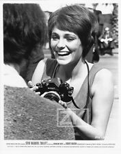JACQUELINE BISSET Photographe NIKON Tournage McQueen BULLIT Photo 1969