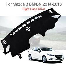 For Mazda 3 2014 - 2018 Dashmat Dash Mat Dashboard Cover Pad Protector
