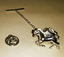 Ferrari Tie and Lapel or Hat Pin Badge Ferrari Prancing Horse Cavallino Rampante
