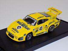 1/43 Quartzo Porsche 935 K3 Kremer Car #43 1980 LeMans Sponsored by Malard 3007