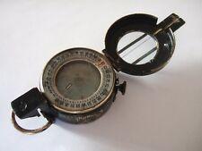 WW2 Mk11 Military Marching Compass T G Co London Fine Working Order
