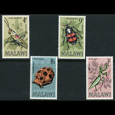 MALAWI 1970 Insects. SG 345-348. Mint Never Hinged. (WA321)