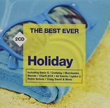 THE BEST EVER HOLIDAY  2 CD - VARIOUS ARTISTS