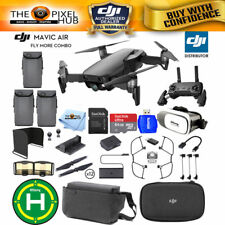 DJI Mavic Air Fly More Combo (Onyx Black) #CP.PT.00000156.01 PRO BUNDLE IN STOCK
