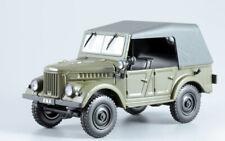 GAZ-69A Auto Legends of USSR, 1: 43 DeAGOSTINI